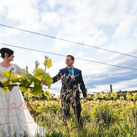 Cindy & Warren - Clyde Park Wedding