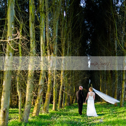 Rebecca and Glen Wedding - Wedding Photography in Camperdown Colac and Timboon Areas