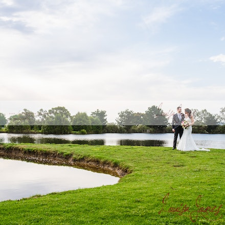 Sigourney and Lee - Wedding photography  Sigourney and Lee at Stillwater at Crittenden Estate