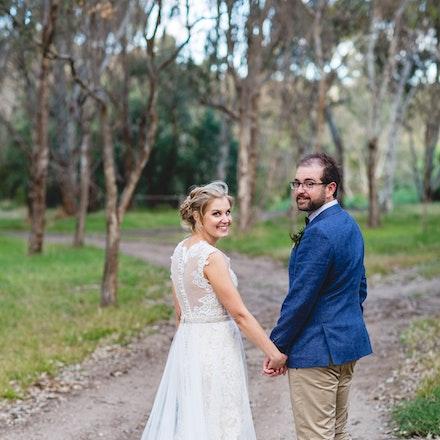 Megan and Matt - Emu Bottom Homestead Wedding