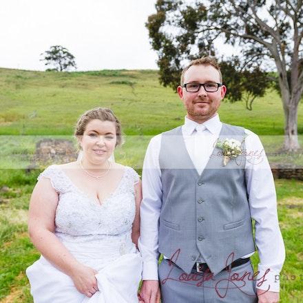 Ri and Aidan - Wedding at Clyde Park