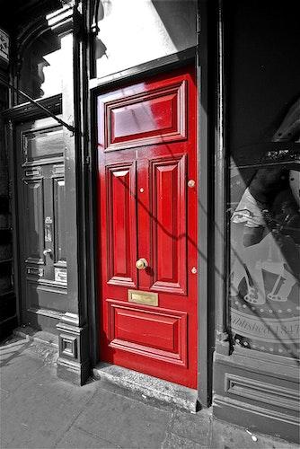 Dublin Door 1