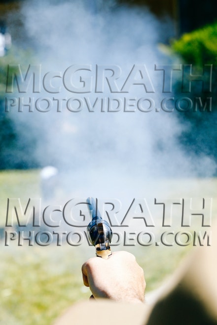 Shoot Out - 2014 Woolfest