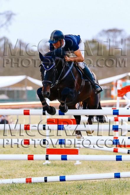 Senior Six Bar - Round 1 - Emmaville Performance Horses - Six Bar Senior