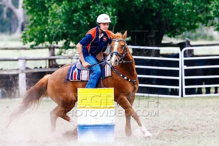 Barrel Race 13 & U16