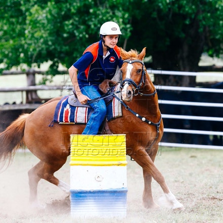 Barrel Race 13 & U16