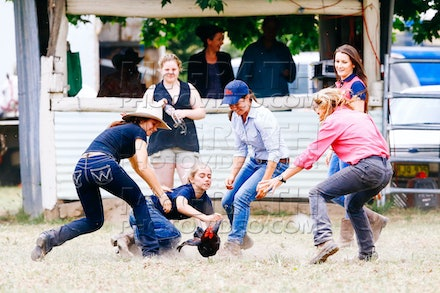 Rooster Chase - All Ages - RFG2014