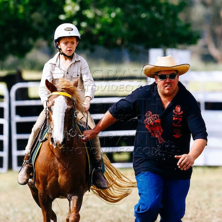 Barrel Race - Under 9