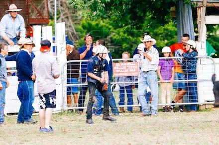 Poddy Calf Ride - RFG 2014