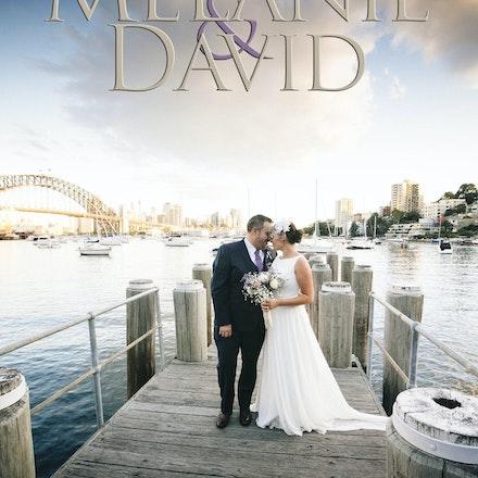 Melanie and David