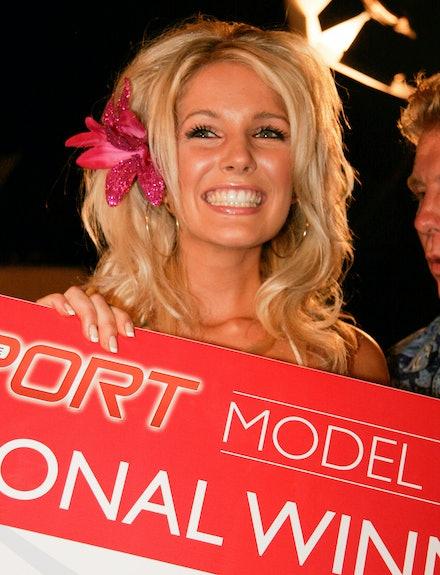 Inside Sport Model Contest