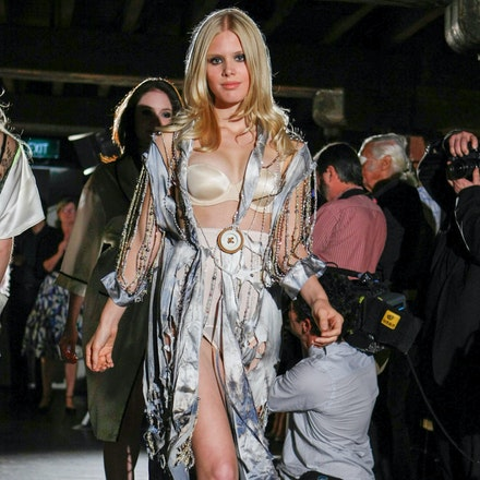 Fashion Show - Sheridan Silk Fashion Show