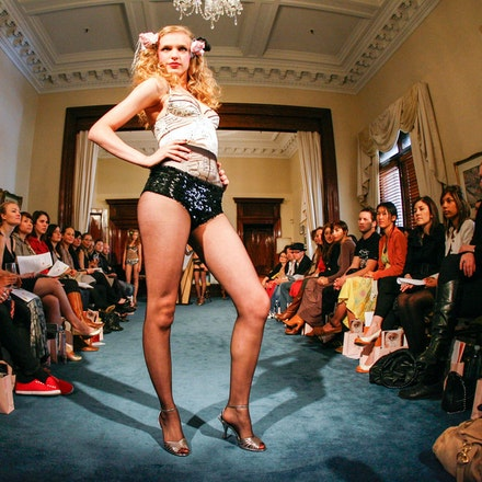 Fashion Show - Smitten Kitten Fashion Show