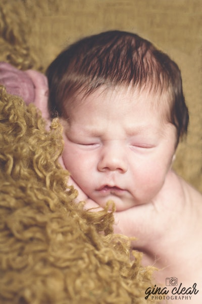Newborn Children Portraits Gina Clear Photography