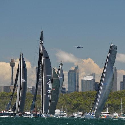 Blakeman_2013_100208 - 26/12/13, Sydney, Australia, Sydney to Hobart Start