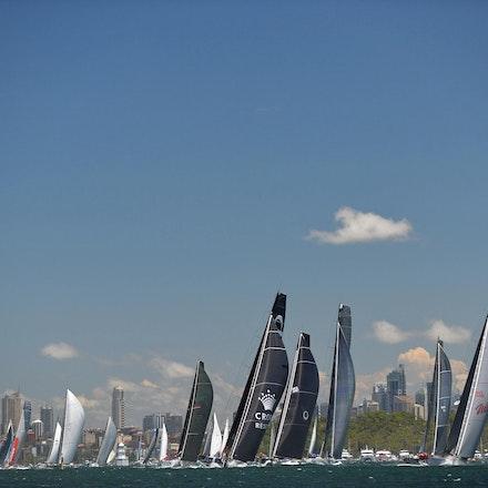 Blakeman_2013_100212 - 26/12/13, Sydney, Australia, Sydney to Hobart Start