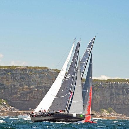 Blakeman_2013_100735 - 26/12/13, Sydney, Australia, Sydney to Hobart Start