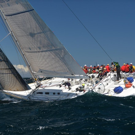 Blakeman_2013_101056 - 26/12/13, Sydney, Australia, Sydney to Hobart Start