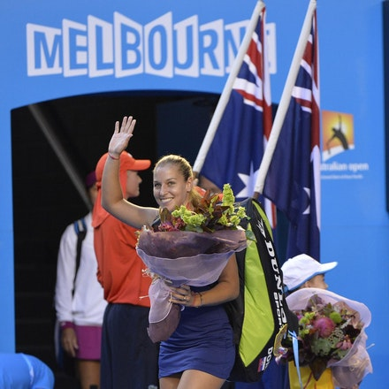 Day 13 Aus Open Tennis 2014 Women's Finals