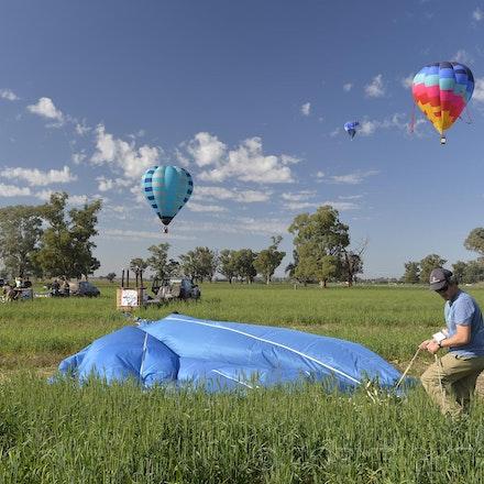 _DSC0477 - 2014 Australian Balloon Campionships, Canawindra, NSW