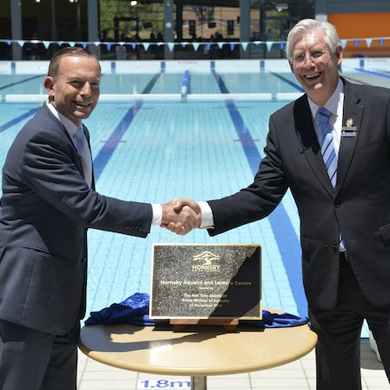 Hornsby Pool Opening 2014