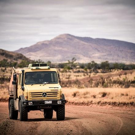 2014 Gibson Desert trip