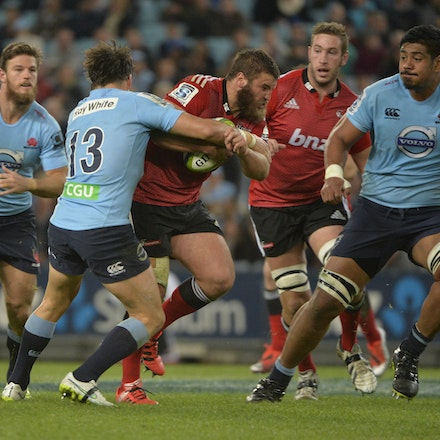 _PB13847 - 2015 May 23, Sanzar Super Rugby, Waratahs V Crusaders. Waratahs defeated Crusaders 32-22, ANZ Stadium, Sydney Olympic Park