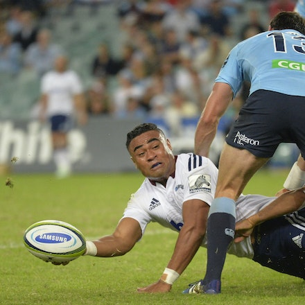_PB18258 - 2015 28th March. NSW Waratahs Defeat the Blues 23 to 11 at Allianz Stadium
