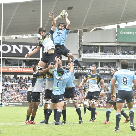 _XF27864 - 2015 22nd March. Waratahs defeat the Brumbies at Allianz Stadium 28-13