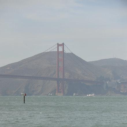 _PB15608 - A day in San Francisco. Golden Gate Bridge.