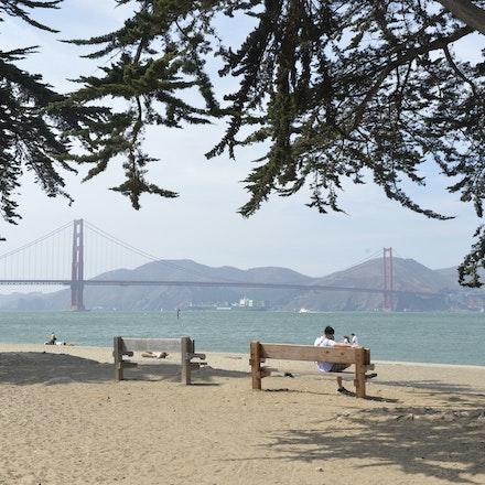 _PB15577 - A day in San Francisco. Golden Gate Bridge.