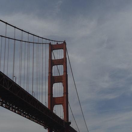 _PB15655 - A day in San Francisco. Golden Gate Bridge.