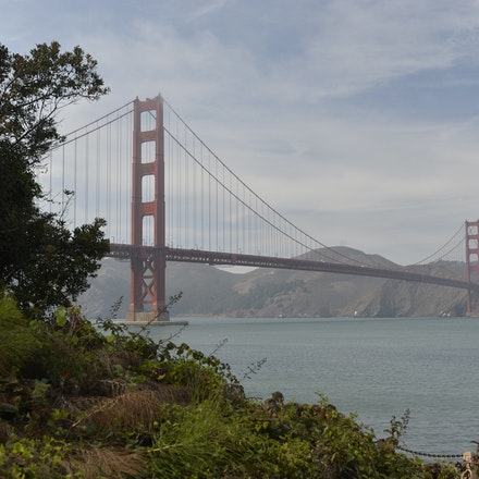 _PB15673 - A day in San Francisco. Golden Gate Bridge.