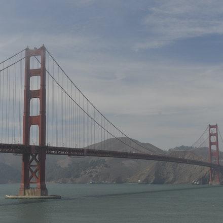 _PB15680 - A day in San Francisco. Golden Gate Bridge.