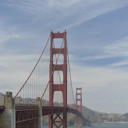 _PB15764 - A day in San Francisco. Golden Gate Bridge.