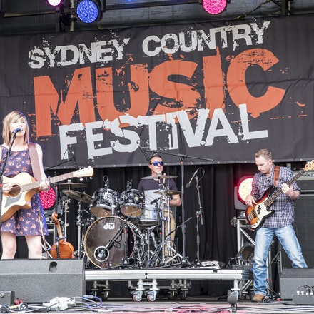 _DSC2796 - 31st October 2015. Sydney Country Music Festival held at Bella Vista Farm. Ashleigh Dallas performs