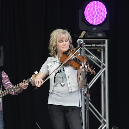 _PB11028 - 31st October 2015. Sydney Country Music Festival held at Bella Vista Farm. Ben Ransom on stage performs