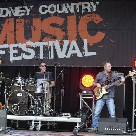 _PB11081 - 31st October 2015. Sydney Country Music Festival held at Bella Vista Farm. Ashleigh Dallas performs