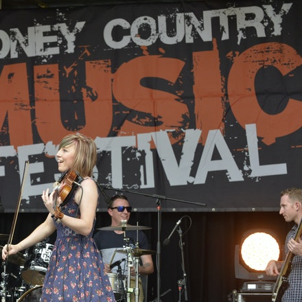 _PB11086 - 31st October 2015. Sydney Country Music Festival held at Bella Vista Farm. Ashleigh Dallas performs