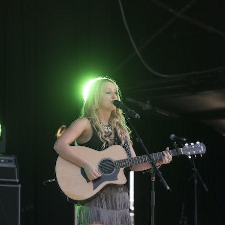 _DSC3278 - 1st November 2015. Sydney Country Music Festival held at Bella Vista Farm. Christie Lamb performs