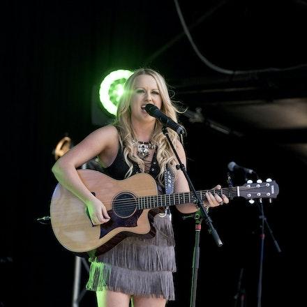 _DSC3285 - 1st November 2015. Sydney Country Music Festival held at Bella Vista Farm. Christie Lamb performs