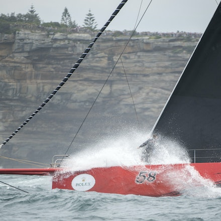 Rolex Sydney to Hobart Yacht Race 2015