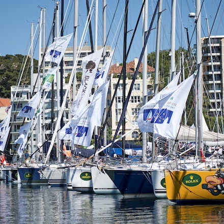 _DSC7121 - 26th December 2016.  Start of the Sydney to Hobart