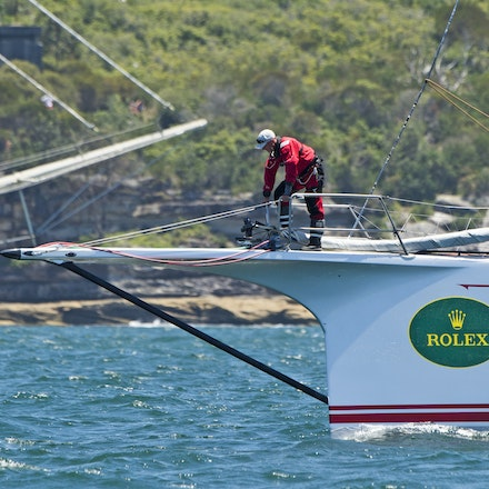 _PB14426 - 26th December 2016.  Start of the Sydney to Hobart