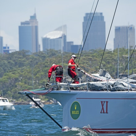 _PB14440 - 26th December 2016.  Start of the Sydney to Hobart