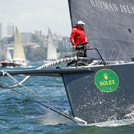 _PB14479 - 26th December 2016.  Start of the Sydney to Hobart