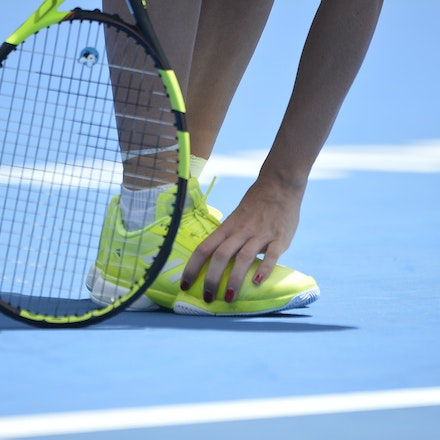 Day 4 Apia Sydney International Tennis 2017