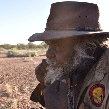 _DSC1368 - Following in the footsteps of David Carnegie, searching for Aboriginal artifacts and rock holes that the local aboriginals only knew about through...