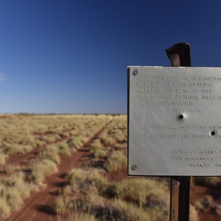 Outback Wanderings