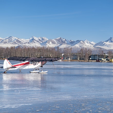 _DSC1474 - The world's largest ice plane airport in Anchorage, Alaska
